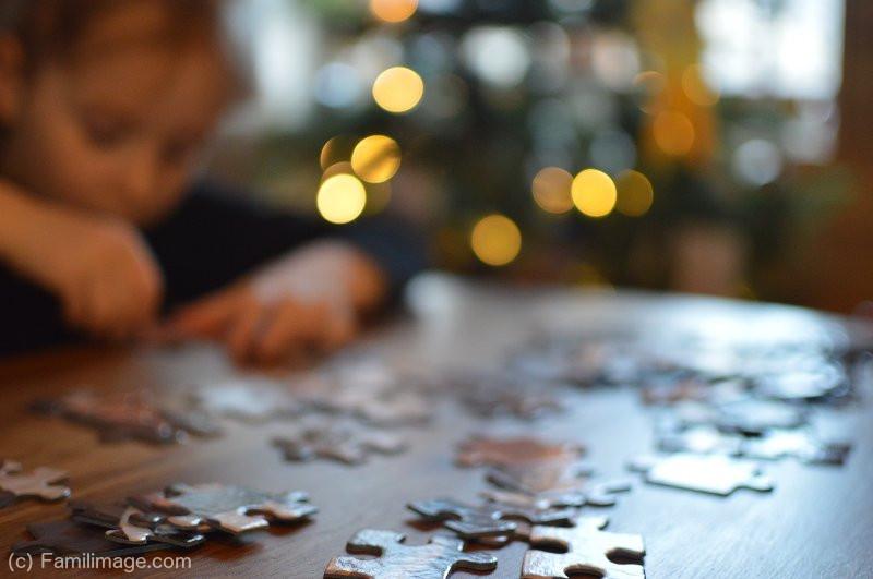 Puzzles en famille : mon image rêvée de Noël va-t-elle survivre au crible de la recherche ?